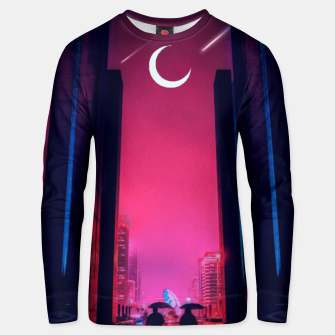 Thumbnail image of Late Night Unisex sweater, Live Heroes