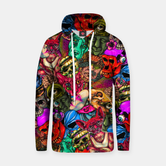 Miniatur Men and Mutants Color Hoodie, Live Heroes