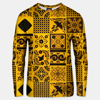 Miniaturka Lovely Traditional Moroccan Oriental Artwork Tiles Stle Unisex sweater, Live Heroes