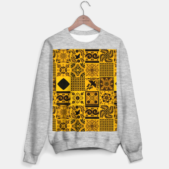 Miniaturka Lovely Traditional Moroccan Oriental Artwork Tiles Stle Sweater regular, Live Heroes