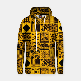 Thumbnail image of Lovely Traditional Moroccan Oriental Artwork Tiles Stle Hoodie, Live Heroes