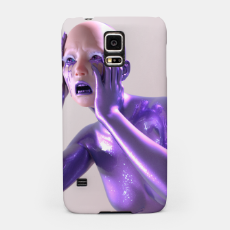 Thumbnail image of I Can Be Human Too.. Samsung Case, Live Heroes