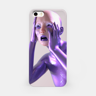 Thumbnail image of I Can Be Human Too.. iPhone Case, Live Heroes
