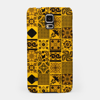 Miniaturka Lovely Traditional Moroccan Oriental Artwork Tiles Stle Samsung Case, Live Heroes