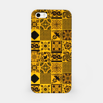 Miniaturka Lovely Traditional Moroccan Oriental Artwork Tiles Stle iPhone Case, Live Heroes