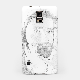 Thumbnail image of Face Samsung Case, Live Heroes