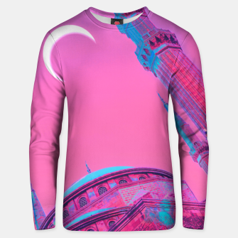 Thumbnail image of Day Moon Unisex sweater, Live Heroes