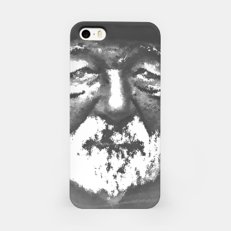 Thumbnail image of Old man iPhone Case, Live Heroes