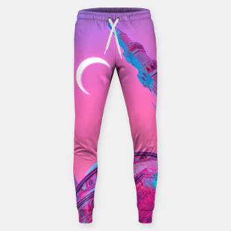 Day Moon Sweatpants obraz miniatury