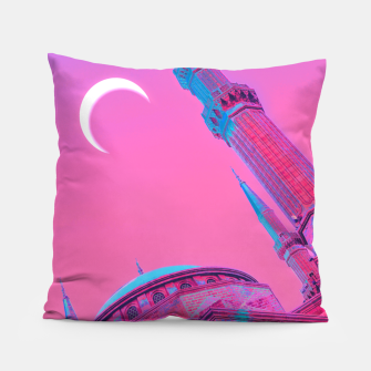 Thumbnail image of Day Moon Pillow, Live Heroes