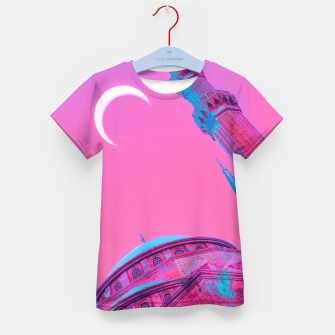 Thumbnail image of Day Moon Kid's t-shirt, Live Heroes