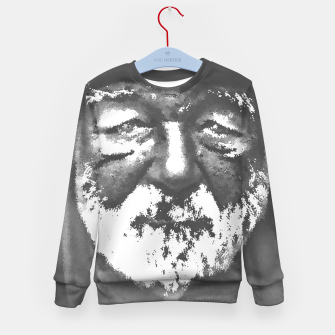 Thumbnail image of Old man Kid's sweater, Live Heroes