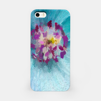 Miniature de image de Charming Blue iPhone Case, Live Heroes