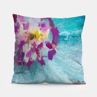 Miniature de image de Charming Blue Pillow, Live Heroes