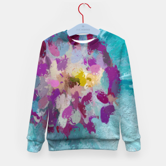 Miniature de image de Charming Blue Kid's sweater, Live Heroes