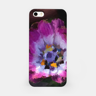 Miniature de image de Charming Violet iPhone Case, Live Heroes
