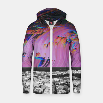 Thumbnail image of 093 Zip up hoodie, Live Heroes
