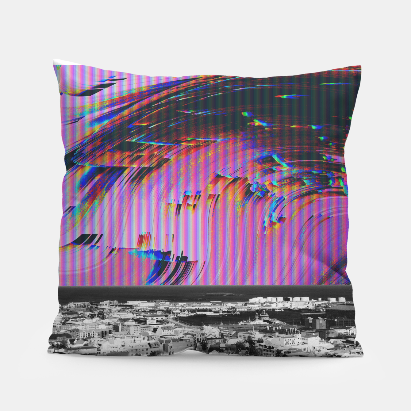 Image of 093 Pillow - Live Heroes