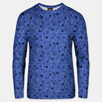 Thumbnail image of Starry Haze Texture Unisex sweater, Live Heroes