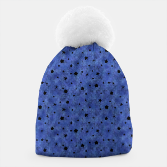 Thumbnail image of Starry Haze Texture Beanie, Live Heroes