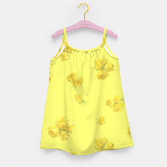 Thumbnail image of Soft Yellow Girl's dress, Live Heroes