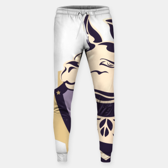 Thumbnail image of Coralillama v2 by #Bizzartino Sweatpants, Live Heroes