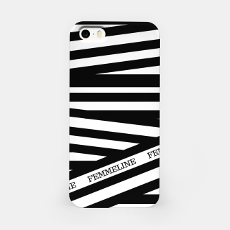 Thumbnail image of The Stripes iPhone Case, Live Heroes