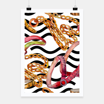 Thumbnail image of Luxury Poster, Live Heroes
