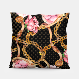 Miniaturka Luxurious Floral Pillow, Live Heroes