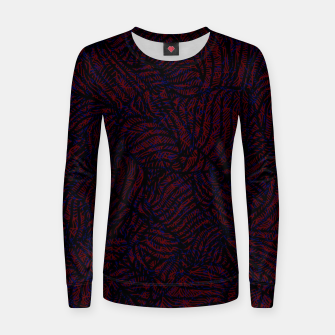 Thumbnail image of dark Women sweater, Live Heroes
