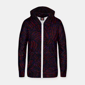 dark Zip up hoodie thumbnail image
