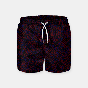Thumbnail image of dark Swim Shorts, Live Heroes