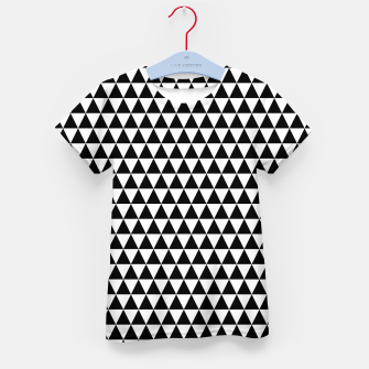 Little Triangle Kid's t-shirt thumbnail image