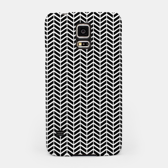 Thumbnail image of Arrows Black & White Samsung Case, Live Heroes