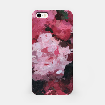 Miniature de image de Charming Pink Flowers iPhone Case, Live Heroes