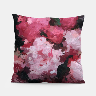 Miniaturka Charming Pink Flowers Pillow, Live Heroes