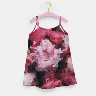 Miniaturka Charming Pink Flowers Girl's dress, Live Heroes
