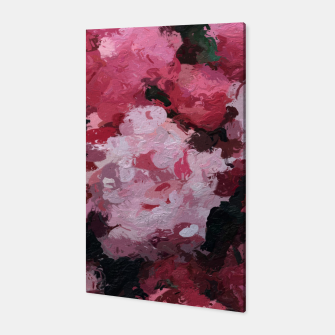 Thumbnail image of Charming Pink Flowers Canvas, Live Heroes