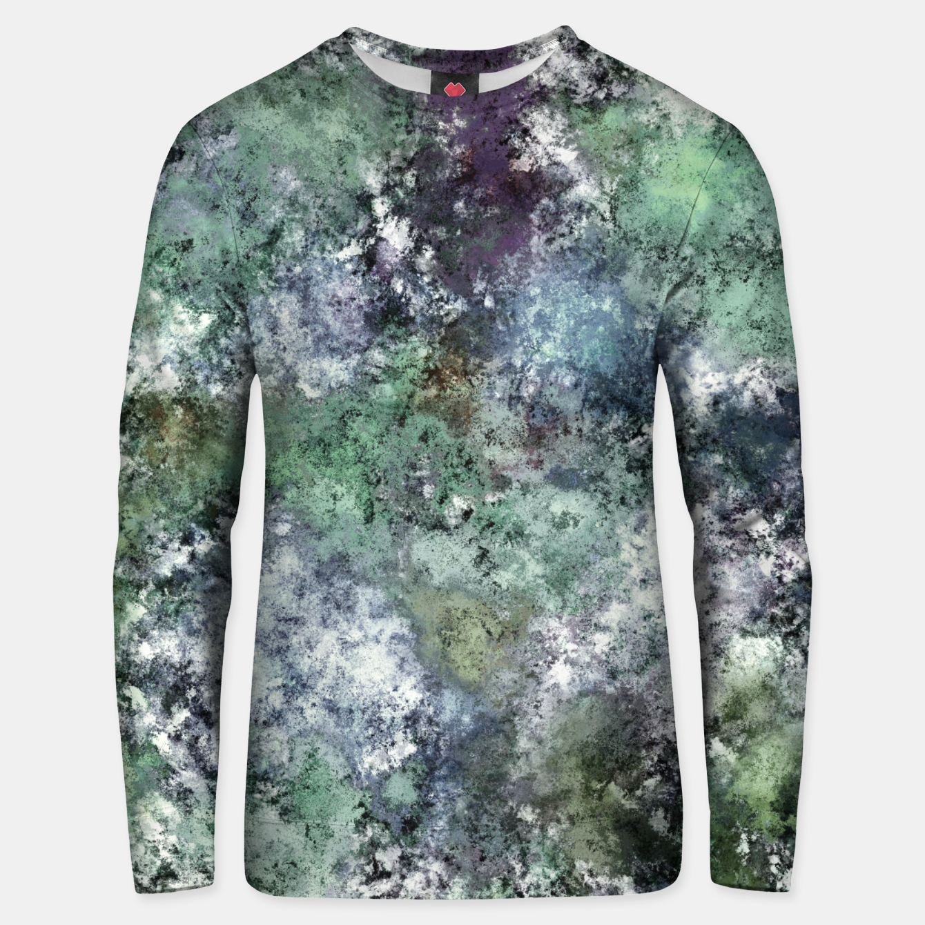 Image of Walking through water Unisex sweater - Live Heroes