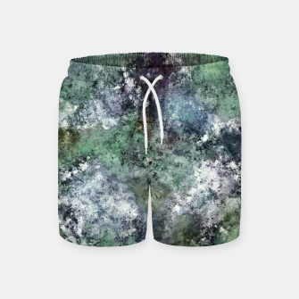 Walking through water Swim Shorts thumbnail image