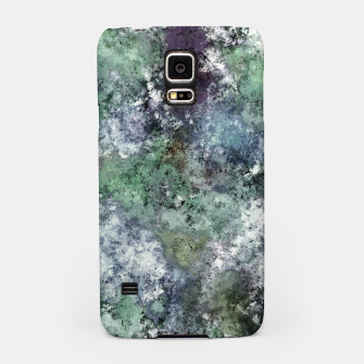 Walking through water Samsung Case thumbnail image