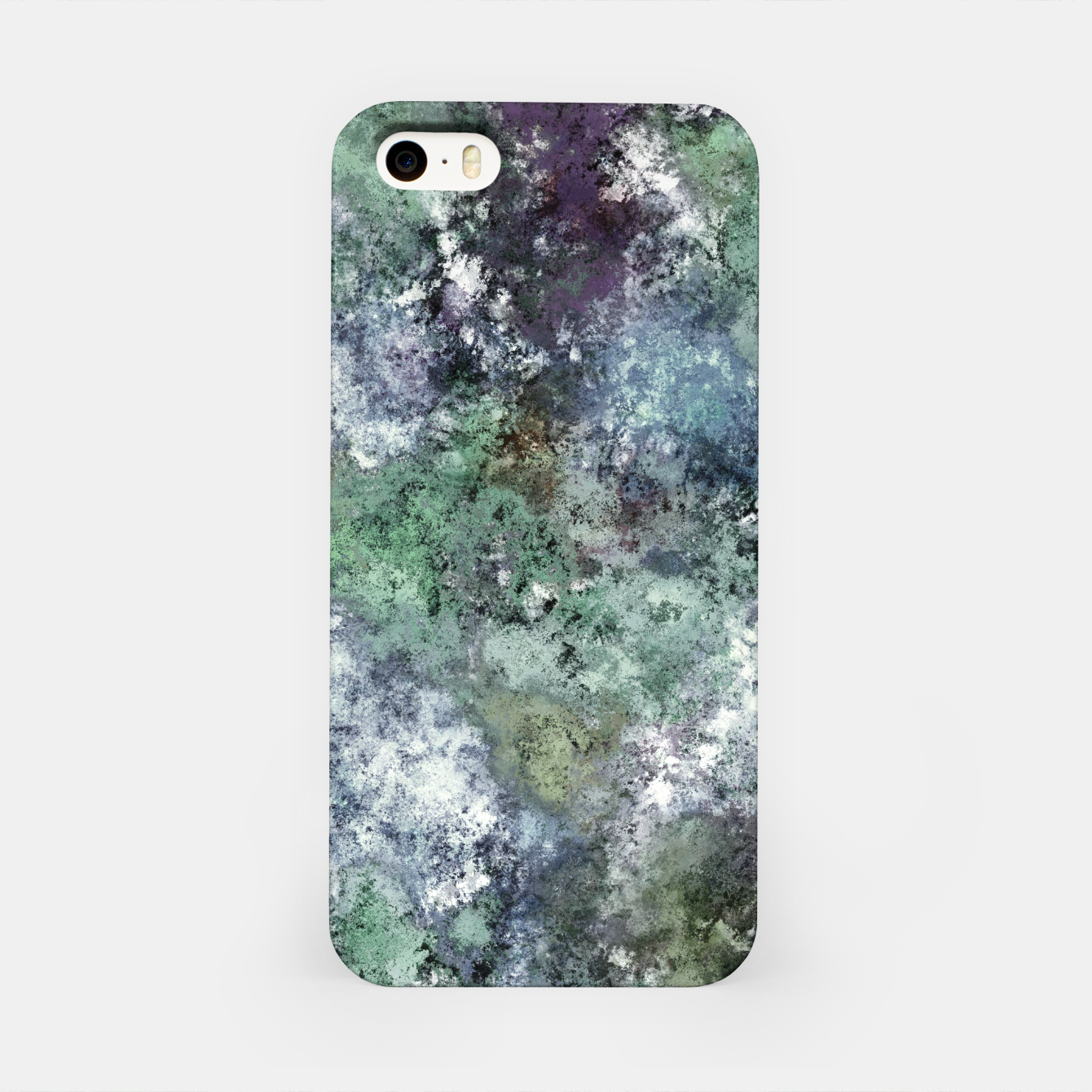 Image of Walking through water iPhone Case - Live Heroes
