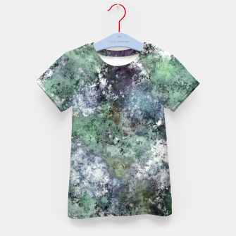 Walking through water Kid's t-shirt thumbnail image