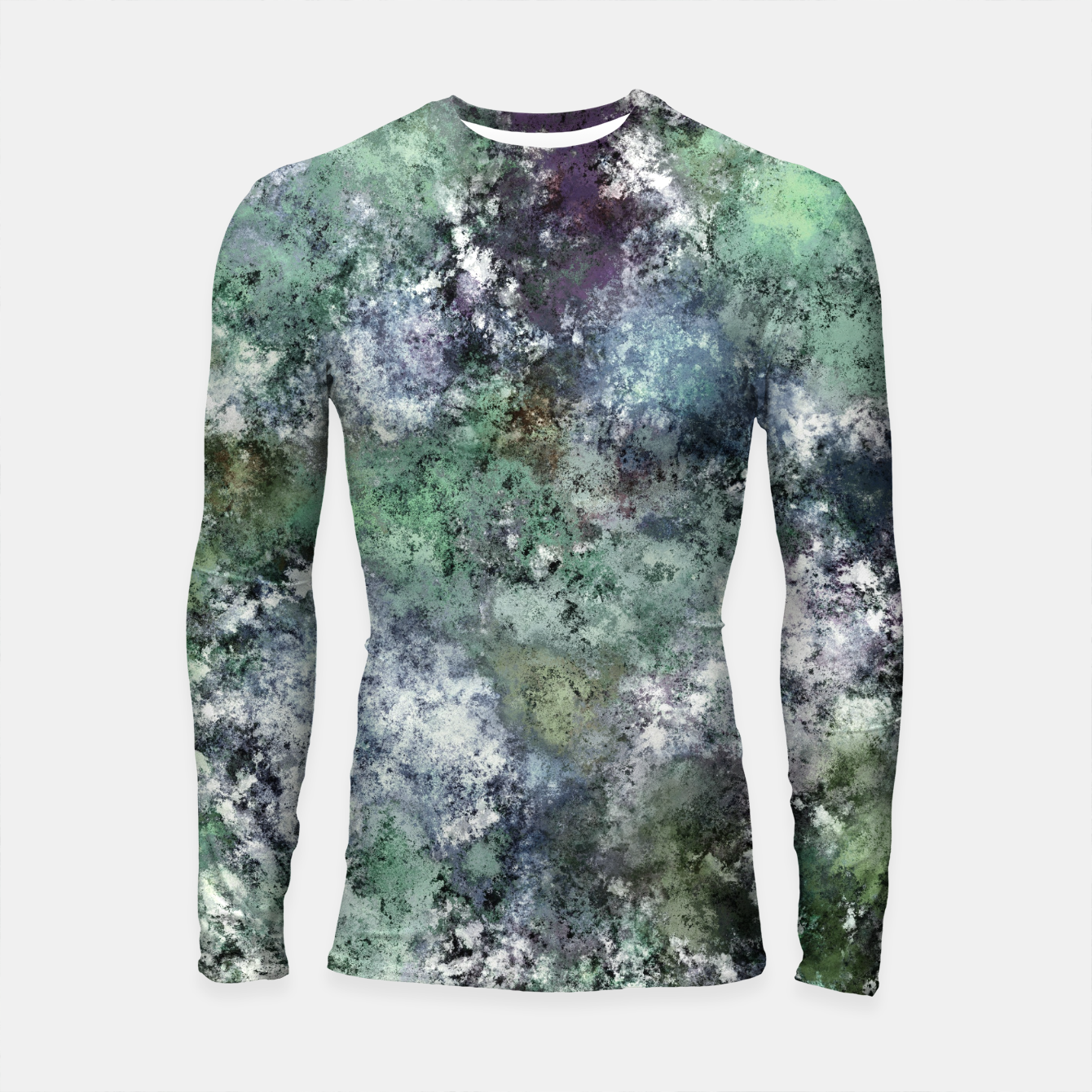 Image of Walking through water Longsleeve rashguard  - Live Heroes