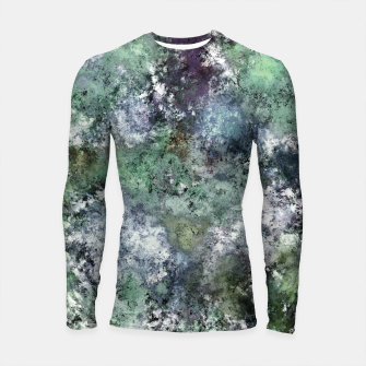 Thumbnail image of Walking through water Longsleeve rashguard , Live Heroes