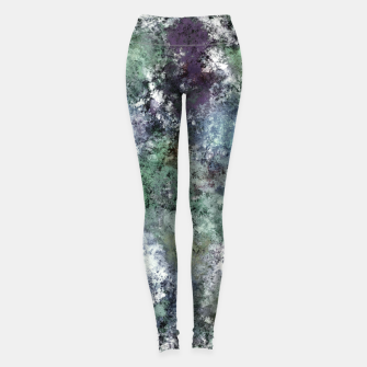 Thumbnail image of Walking through water Leggings, Live Heroes