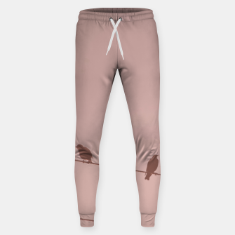 Thumbnail image of Birds on a wire Sweatpants, Live Heroes