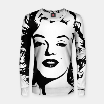 Thumbnail image of Marilyn black and white, Live Heroes