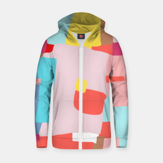 Windows of Possibility Zip up hoodie thumbnail image