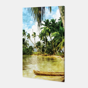 Thumbnail image of Beach for Love Canvas, Live Heroes